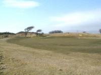 the 3rd green