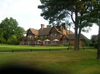 swinley forest golf club