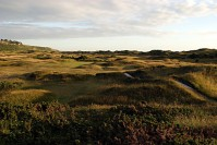 the 14th amongst the tumbling dunes