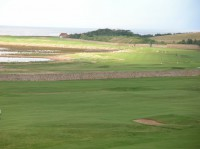 the narrows, dunbar, finest courses