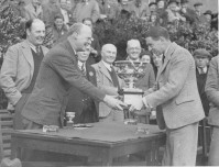 English Amateur Champion 1937/38