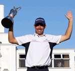 Harrington at Birkdale, padraig wins The Open