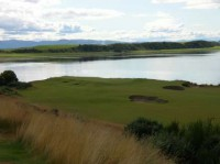 The short par four 3rd, castle stuart, finest courses