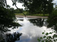 The unseen River Spey