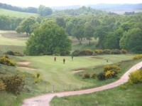 The par three 13th, notts golf club, finest courses