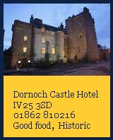 dornoch castle hotel, finest golf courses, royal dornoch