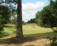 The long Par five 9th, enville golf club, finest courses