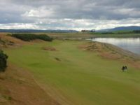 Castle Stuart 2nd fairway, Castle Stuart second fairway, Finest Courses
