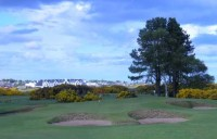 Carnoustie 13th