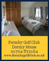 Formby golf club dormy house, formby golf club, b&b, finest courses