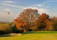 Huntercombe golf club, red kites, finest courses