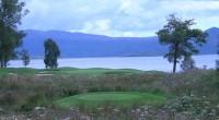 Loch Lomond golf club, 5th hole