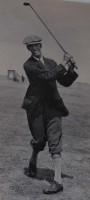 Royal cinque ports golf club, George Duncan Open champion,