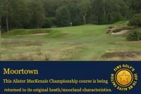 Moortown golf club, alister mackenzie, finest golf courses