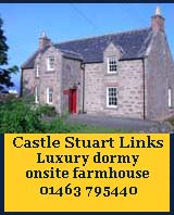 Castle Stuart links accomodation