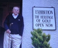 archie baird, golf museum, finest golf courses reviewed