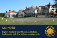 muirfield review, honourable company of edinburgh golfers, finest golf courses