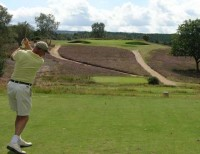 michael kfouri, Hankley Common golf club, finest golf courses review,