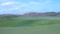 trump international links ryegrass fairways,