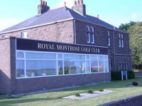royal montrose golf club, world hickory open