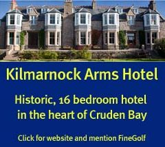 kilmarnock arms hotel, cruden bay golf club