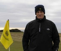 royal porthcawl, ian kinley green keeper,