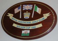 Royal porthcawl, walker cup, modern retro trend back to the running game, fine golf course review