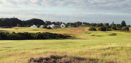 aldeburgh golf club, running golf, willie park, jh taylor,