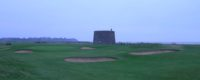 Felixstowe ferry golf club, martello tower, willie fernie, fine golf courses,