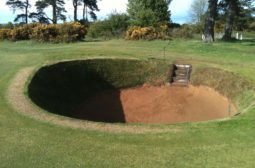 ganton golf club, harry vardon, harry colt, alister mackenzie, gordon irvine, alistair beggs, finegolf review