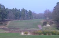 liphook golf club, tom simpson, poa annua, finegolf, finest courses,