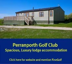 perranporth golf club,