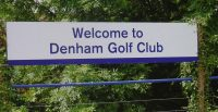 denham golf club, harry colt, james braid, donald steel,