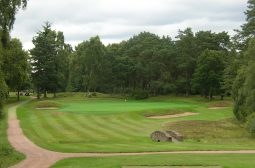 Blairgowrie golf club, James Braid, Alister McKenzie, Greg Norman,