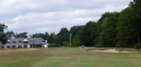 North Hants clubhouse