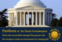 FineGolf's Pantheon of finest greenkeepers